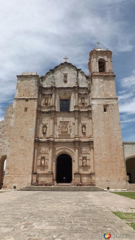 Ex-convento dominico del siglo XVI. Julio/2014