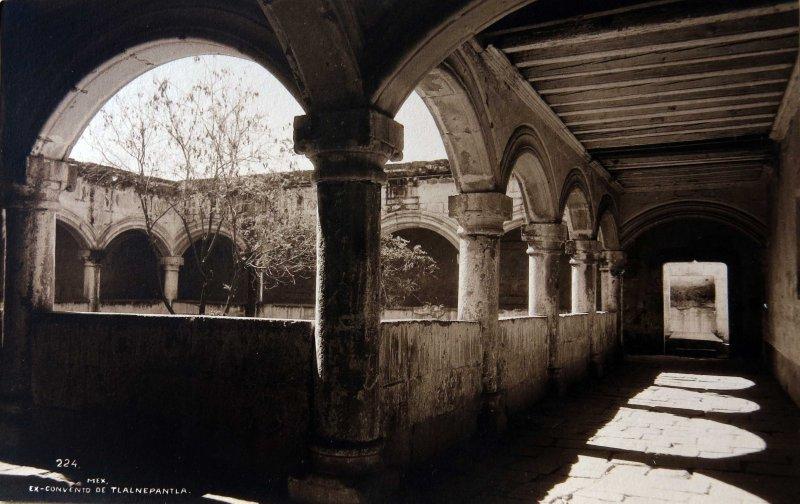 El Convento Hacia 1945