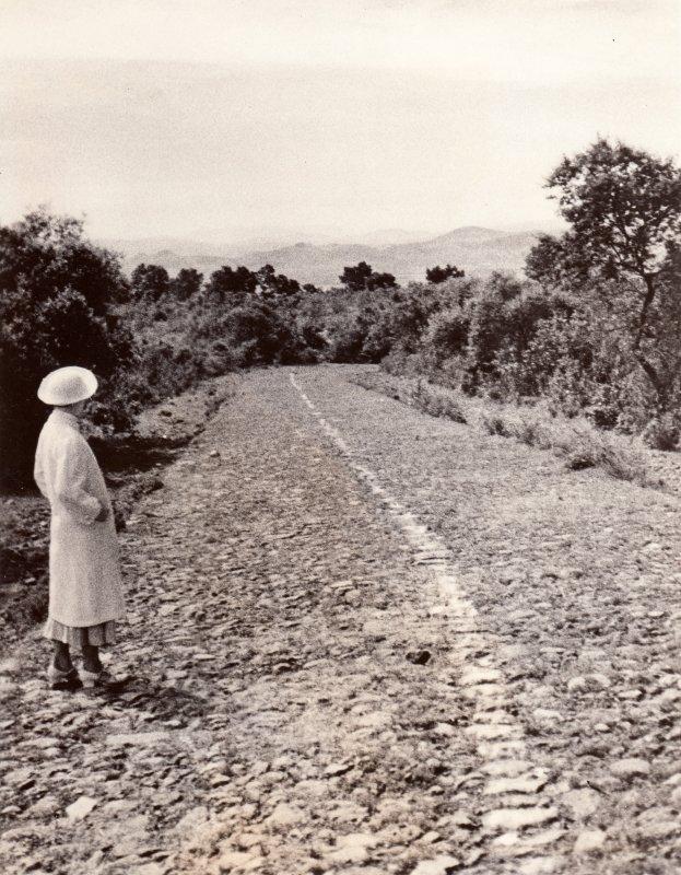 Carretera México - Cuernavaca (1939)