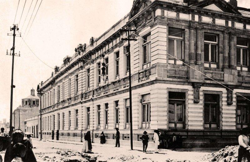 Puebla, Escuela José Manso