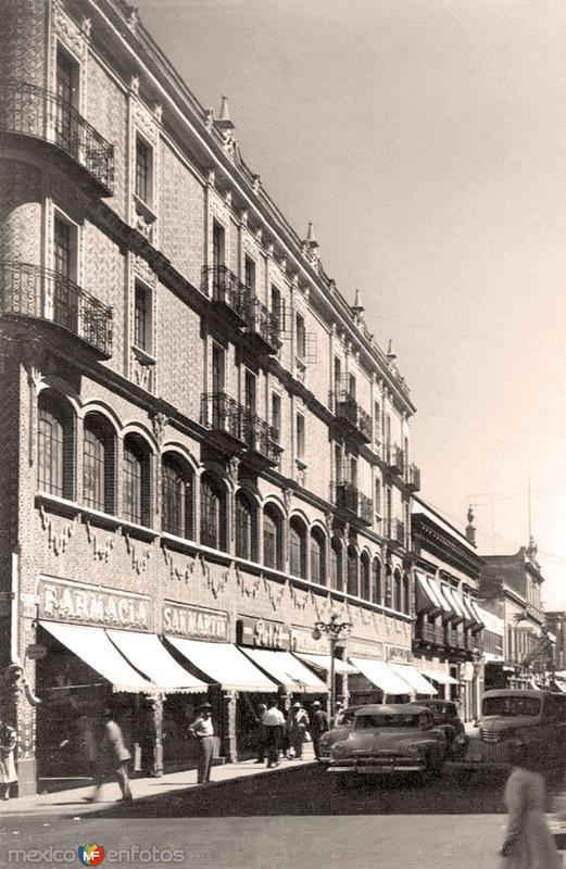 Puebla, Avenida 2 Oriente