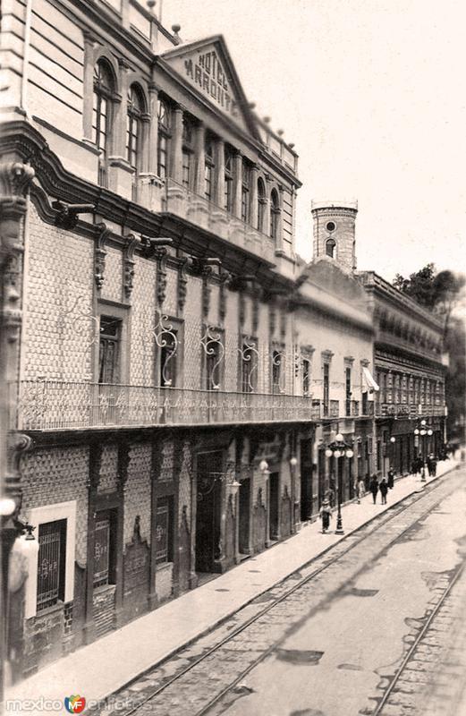 Puebla, Hotel Arronte