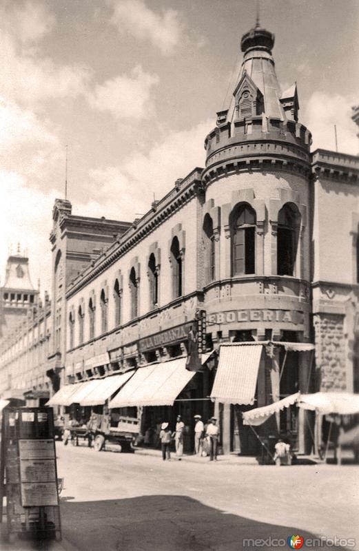 Puebla, Mercería la Victoria