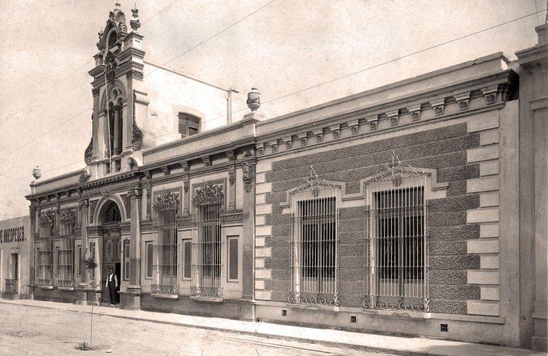 Tehuacán, Casa Antigua