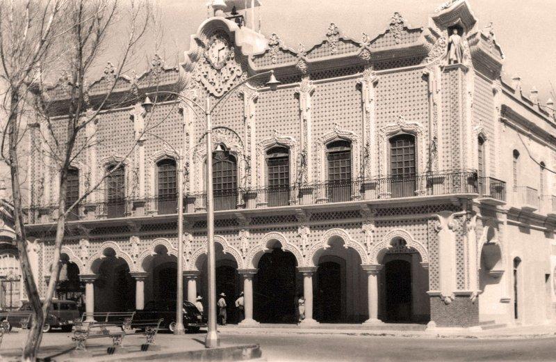 Tehuacán, Palacio Municipal