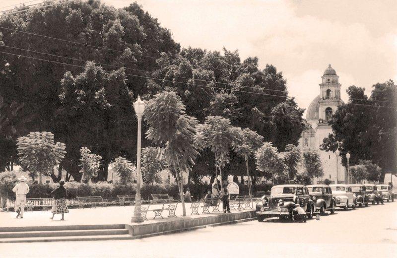 Tehuacán, Parque Juárez