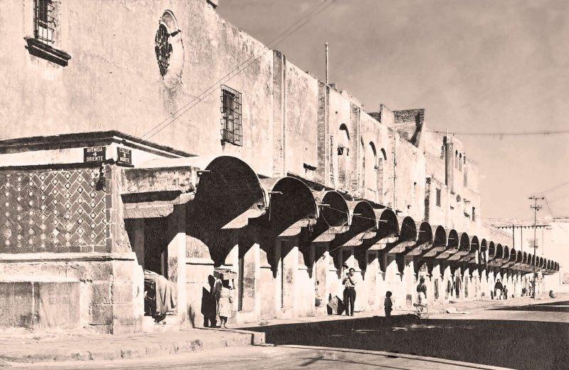 Puebla, antigua parián