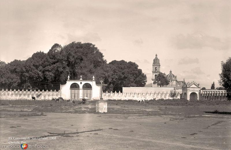 Cholula, Convento de San Gabriel