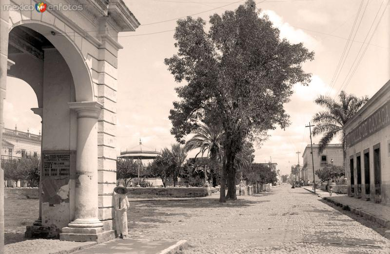 Puebla, Boulevard, 1907