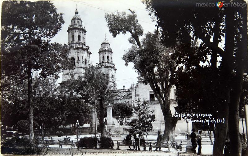 La Catedral Hacia 1945