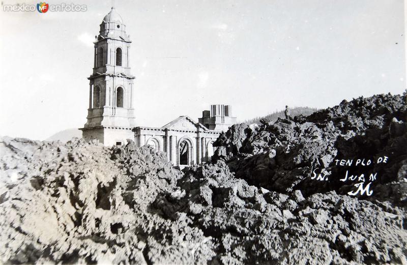 San Juan Hacia 1945
