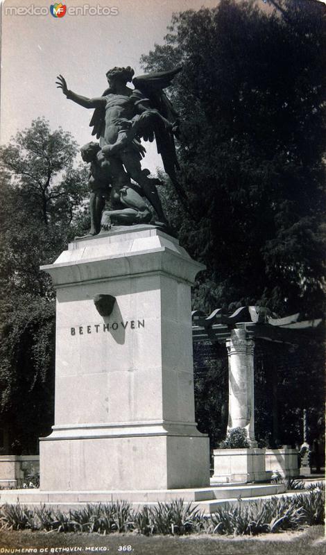 Mto.a Bethoven Hacia 1940