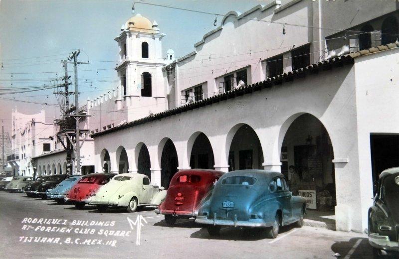 Edificio Rodriguez Hacia 1940