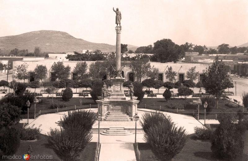 Fotos de Chihuahua, Chihuahua, M�xico: Chihuahua, Monumento a Hidalgo