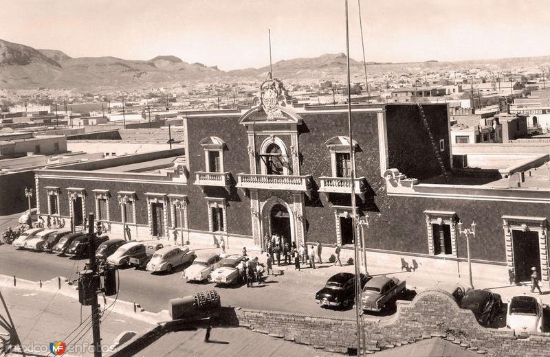 Fotos de Ciudad Ju�rez, Chihuahua, M�xico: Ciudad Ju�rez, Palacio Municipal