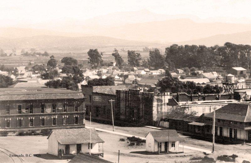 Ensenada, 1923