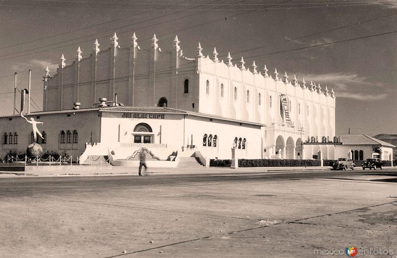 Tijuana, Jai Alai