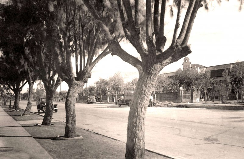 Mexicali, Escuela Leona Vicario, 1933
