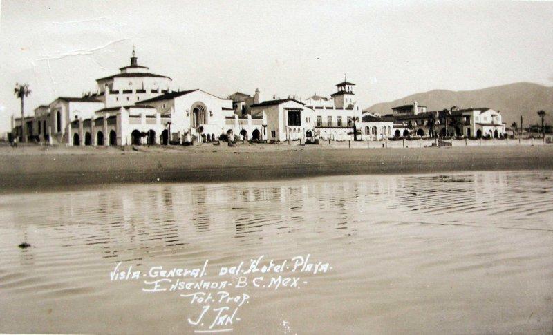 Hotel Playa 1945