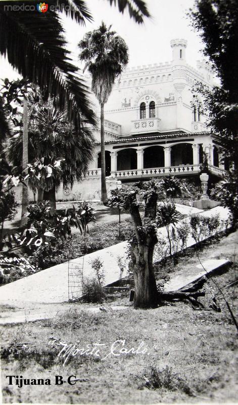 Casino Monte Carlo Hacia 1945