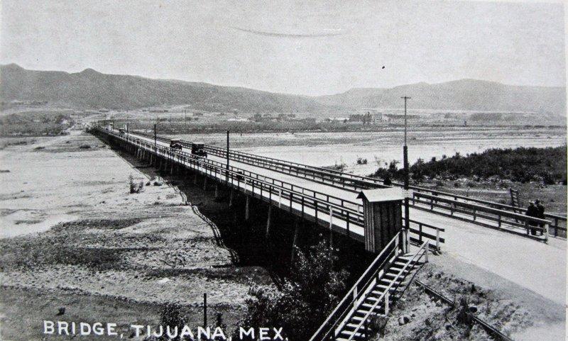 El Puente Hacia 1920