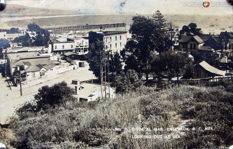 El Muelle Hacia 1945