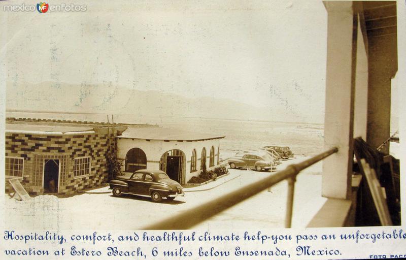 Hospitalidad y Confort Hacia 1945