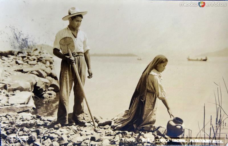 El Lago Hacia 1945