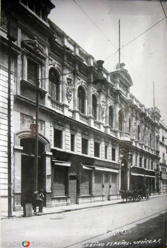 Casino Espanol Hacia 1945