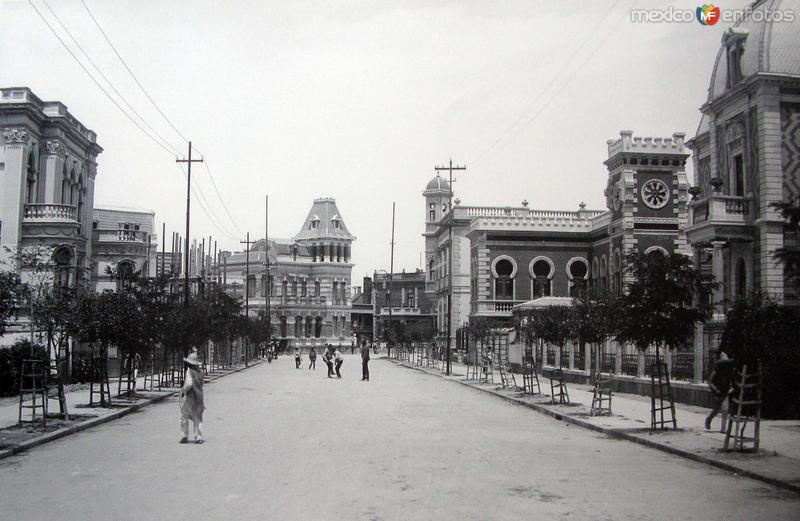 Colonia Americana Hacia 1910