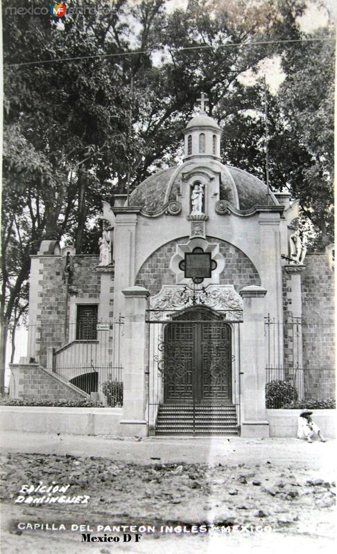 Panteon Ingles Hacia 1930