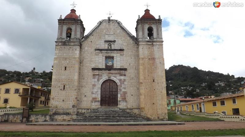 Templo de San Mateo. Julio/2014