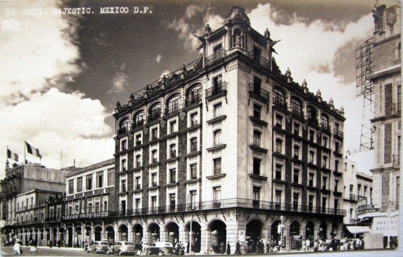 Hotel majestic Hacia 1945