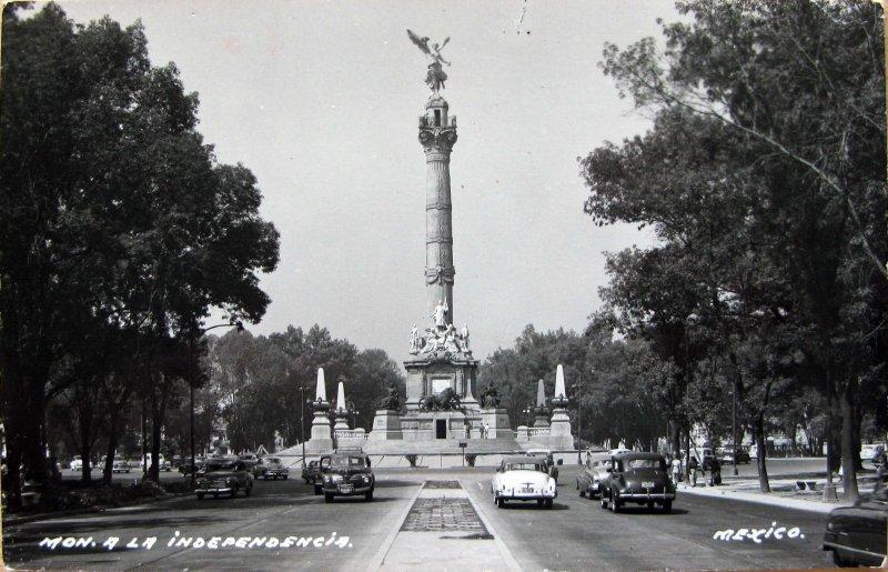Mto a la Independencia Hacia 1945