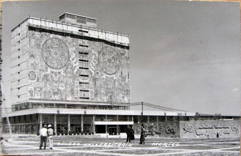 Ciudad Universitaria Hacia 1945