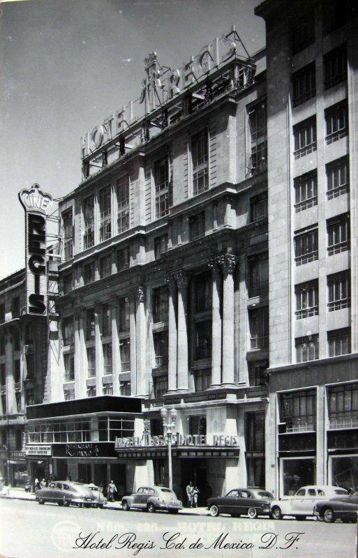 Hotel Regis Hacia 1945