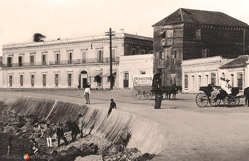 Mazatlán, Olas Altas
