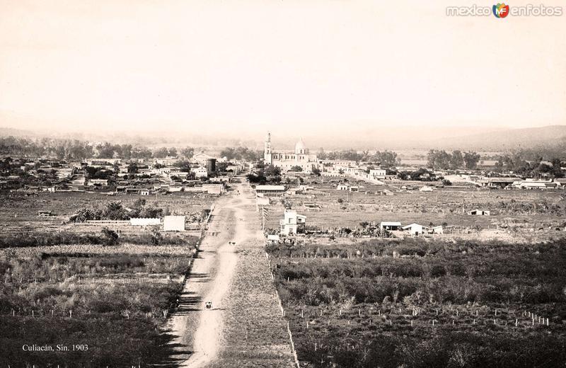 Culiacán, vista panorámica