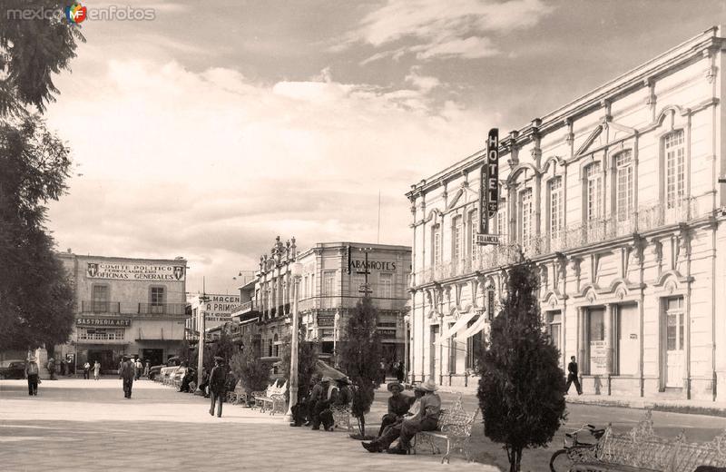 Aguascalientes, Calle Juárez