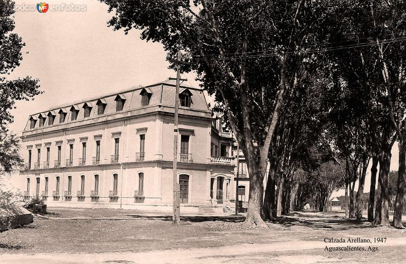 Aguascalientes, Calzada Arellano