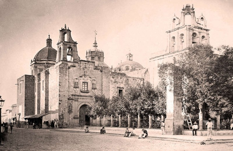 Aguascalientes, Templo de San Marcos