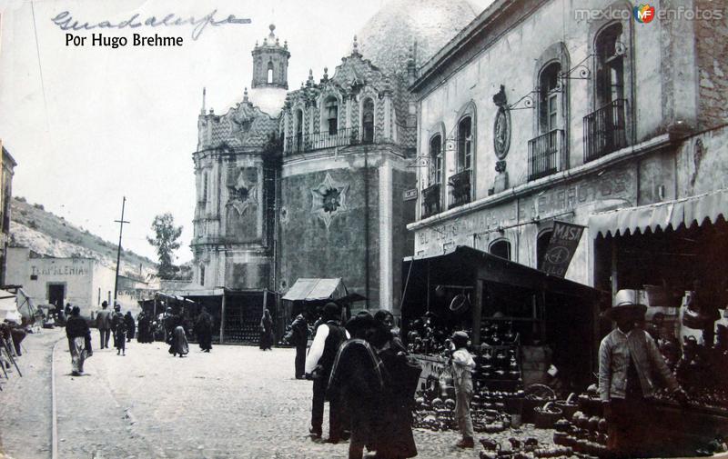 El pocito por HUGO BREHME Hacia 1930