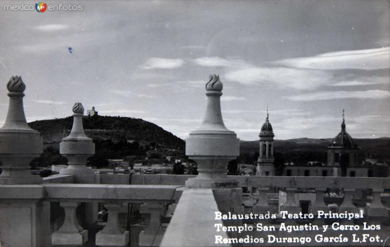 Cerro los Remedios Hacia 1945