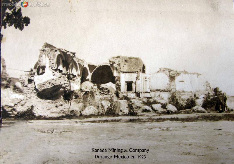 Compania Minera Kanada Hacia 1923