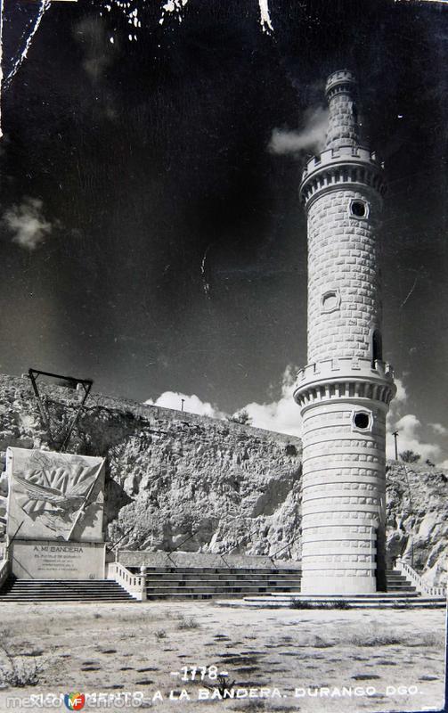 Mto a la Bandera Hacia 1945