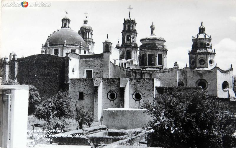 Cupulas Hacia 1945