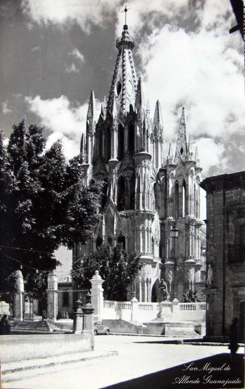 Templo Parroquial Hacia 1945
