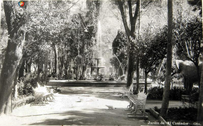 Jardin el Cantador Hacia 1930