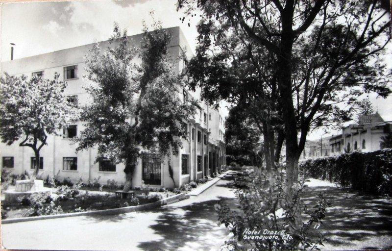 HOTEL OROZCO Hacia 1954