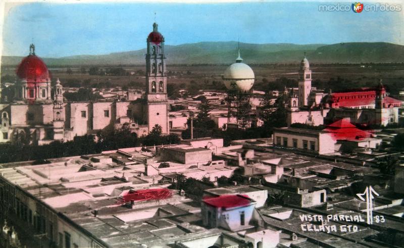 Vista General Hacia 1909